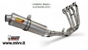 Full exhaust system FY.E1.016.L4 OVAL Titanium